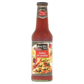 Exotic Food Authentic Thai Sladká chilli omáčka 725ml