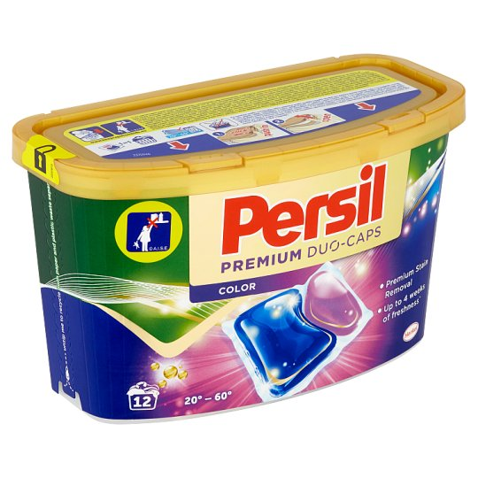 Persil Premium Duo-Caps Color 12 praní 300g