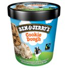 Ben & Jerry's Cookie Dough Vanilla Ice Cream 500ml