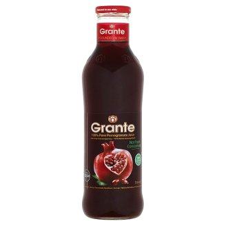 Grante 100 % ovocná šťáva z granátových jablek750ml