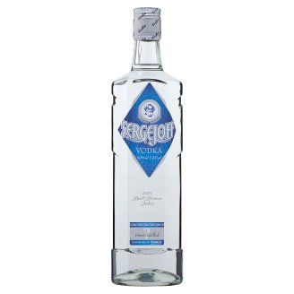 Sergejoff Vodka 700ml