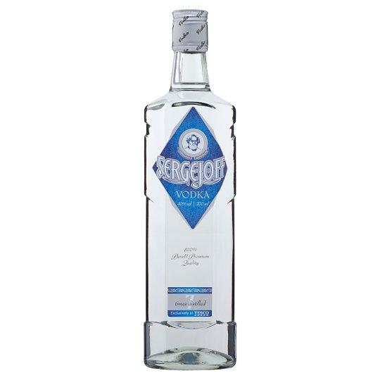 Sergejoff Vodka 700ml