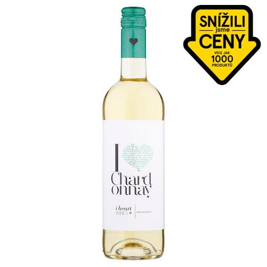 I Heart Chardonnay bílé víno 75cl