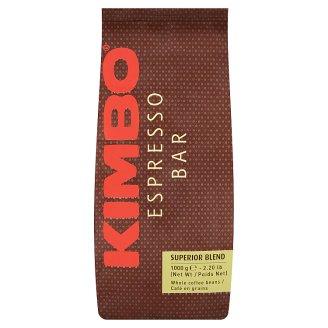 Kimbo Superior Blend pražená zrnková káva 1kg