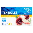 Sun & Sea Tentacles in Sunflower Oil 111g
