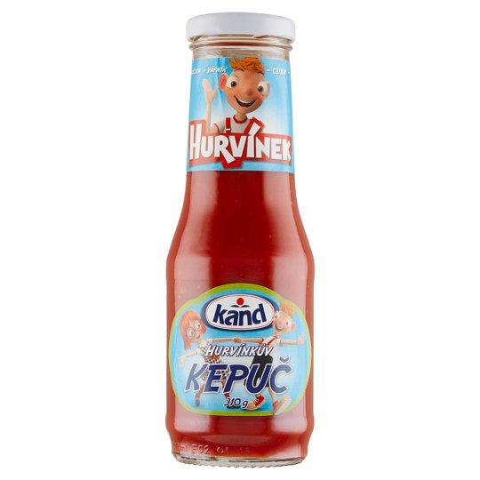 Kand Hurvínkův Kepuč Fine Ketchup 310g