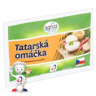 Agricol Tatarská omáčka 100ml