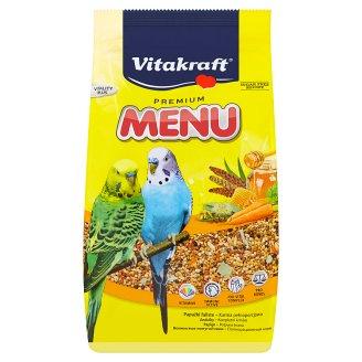 Vitakraft Menu kompletní krmivo pro andulky 1kg