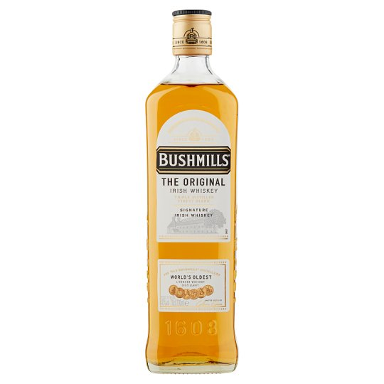 Bushmills Old Original whiskey 0,7l
