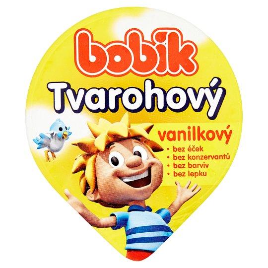 Bobík Curd and Vanilla Cream 80g