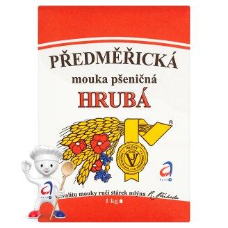 Mlýny J. Voženílek Předměřická mouka pšeničná hrubá 1kg