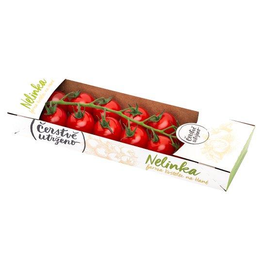 Čerstvě Utrženo Nelinka rajče cherry kulaté 250g