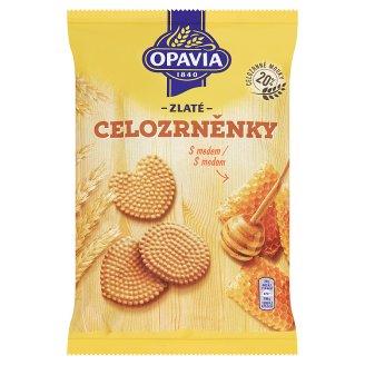Opavia Zlaté Cookies with Honey 180g