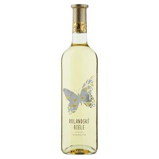 Víno Motýl Rulandské bílé suché bílé víno 0,75l