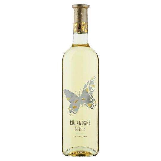Víno Motýl Pinot Blanc Dry White Wine 0.75L
