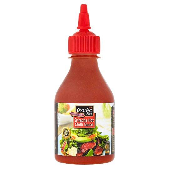 Exotic Food Authentic Thai Chilli Dip Sharply Burning 200ml