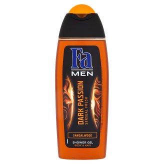 Fa Men Dark Passion sprchový gel 250ml
