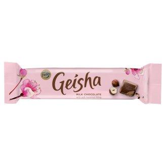 Fazer Geisha Mléčná čokoláda s lískooříškovou náplní 37g