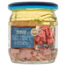 Tesco Herrings with Chive 360g