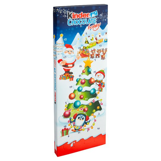 Kinder Advent Calendar 2018 204g