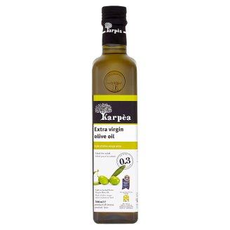 Karpèa Extra panenský olivový olej - Kyselost 0,3% 500ml