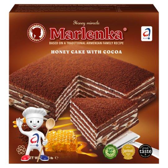 Marlenka Honey Cake with Cocoa 800g