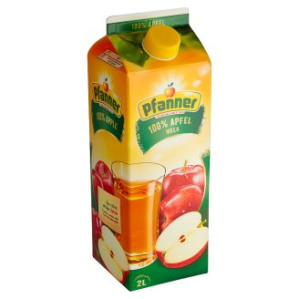 Pfanner 100% Apple Juice 2L
