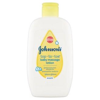 Johnson's Top-to-Toe dětské masážní tělové mléko 200ml