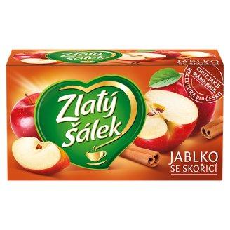 Zlatý Šálek Fruit Tea Apples with Cinnamon 20 x 1.75g