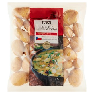 Tesco Eat Fresh Side Dish Potatoes 2kg