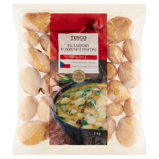 Tesco Krone brambory konzumní pozdní 2kg