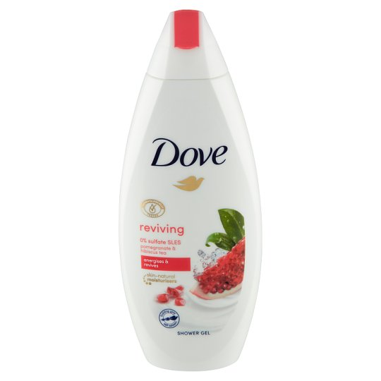 Dove Shower Gel Pomegranate & Lemon Verbena 250ml