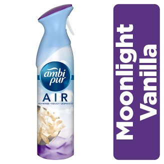 Ambi Pur Spray Moonlight Vanilla Osvěžovač Vzduchu 300ml