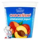 Choceňská Mlékárna Choceňský Cream Yoghurt Peach 150g