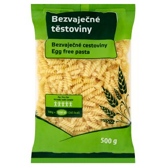 Japavo Egg Free Pasta Small Spindles 500g