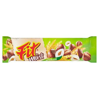 Fit Müsli Bar with Nuts 30g