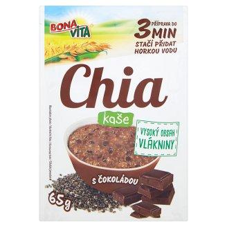 Bona Vita Oat Porridge Chia and Chocolate 65g