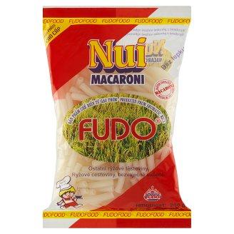 Fudo Nui Macaroni Other Rice Pasta Macaroni 200g