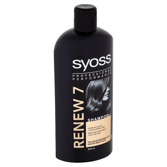 Syoss šampon Renew 7 500ml