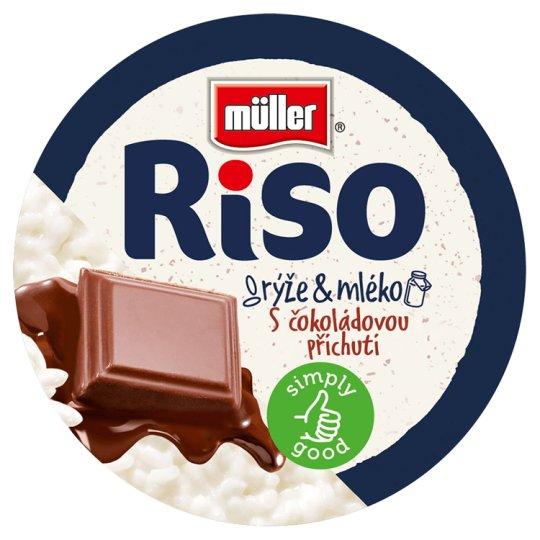 Müller Riso Milk Rice Chocolate 200g