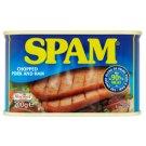 Spam Vepřové maso sekané a šunka 200g