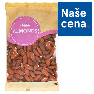 Tesco Almonds 500g