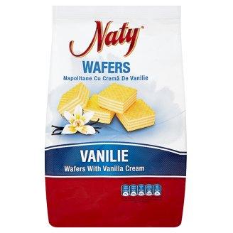 Naty Oplatky s vanilkovým krémem 180g