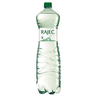 Rajec Spring Water Gently Carbonized 1.5L