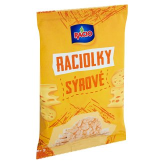 Racio Raciolky Mini Rice Cakes with Cheese 60g