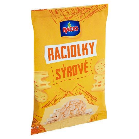 Racio Raciolky Mini Rice Cakes with Cheese 60g