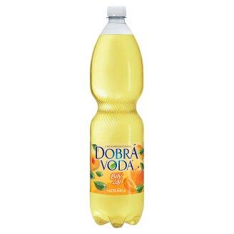 Dobrá voda White Tea with Apricot Flavour 1.5L