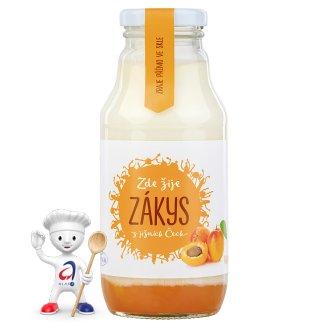 AGRO-LA Fermented Milk Apricot 330g