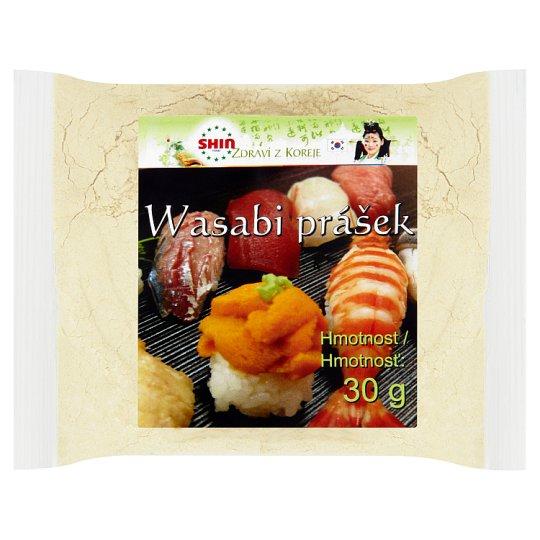 Shin Food Wasabi prášek 30g