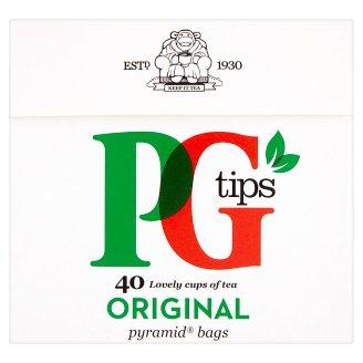 PG Tips Original čaj 40 ks 116g